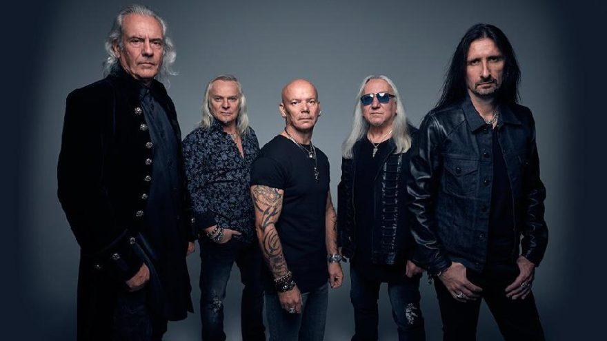 Heavy metal efsanesi Uriah Heep İstanbul'a geliyor