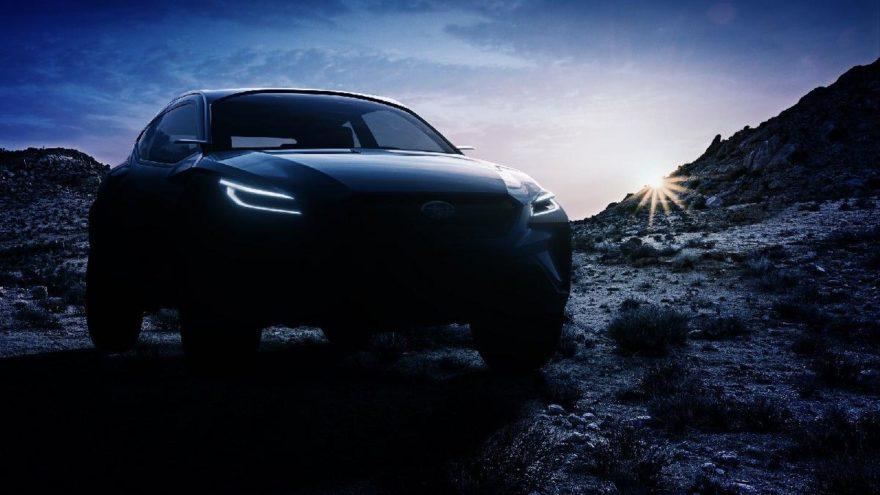 Subaru'dan yeni konsept!