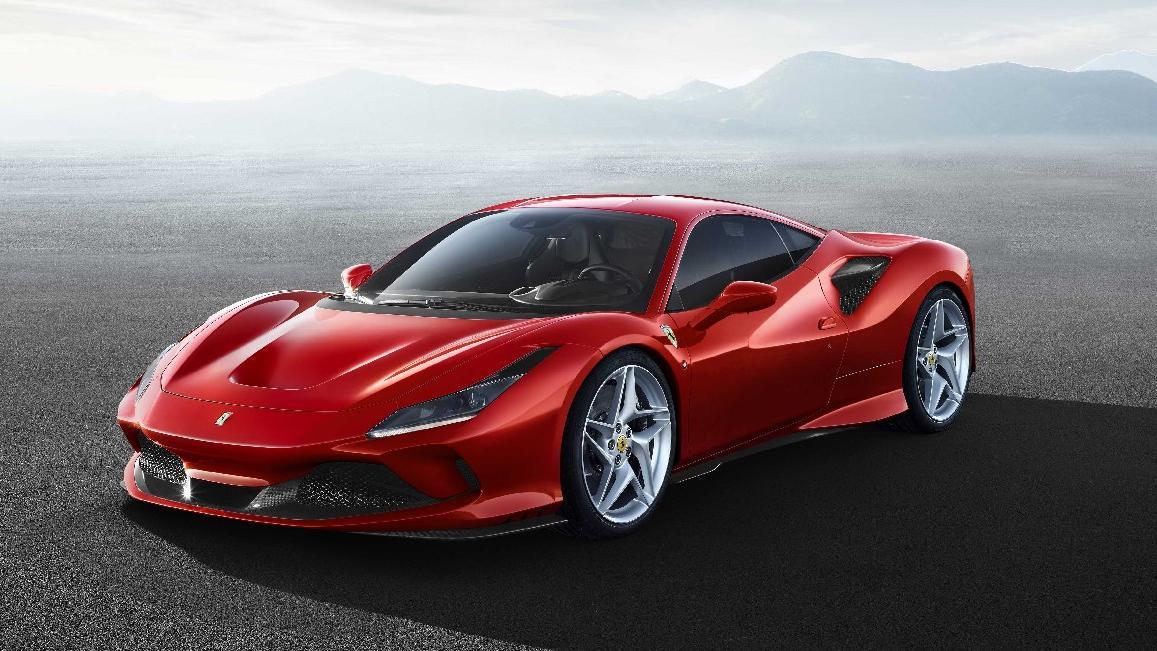 Ferrari'nin en güçlü V8 motoruna sahip olacak!