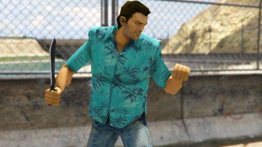 Grand Theft Auto: Vice City oyununun baş karakteri kimdir?