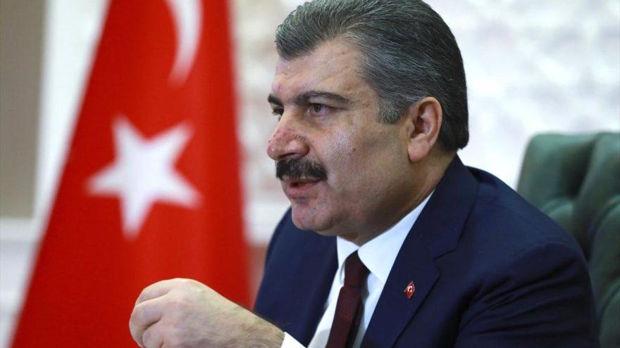 Sağlık Bakanı Fahrettin Koca: Lokantalarda tuz ve şeker kullanımı azaltılacak