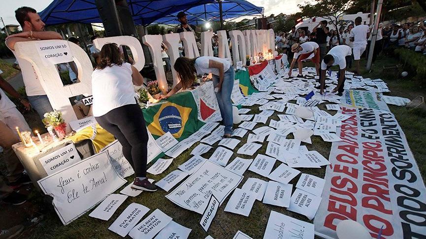 Brezilya'da barajın çökmesi sonucu ölenlerin sayısı 115'e yükseldi