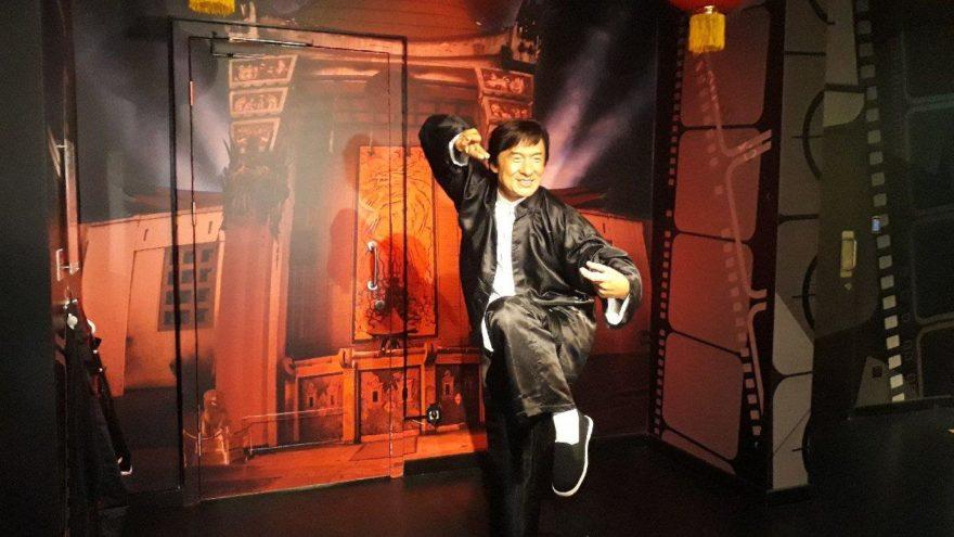 Aksiyon Filmlerinin efsane ismi Jackie Chan İstanbul'da