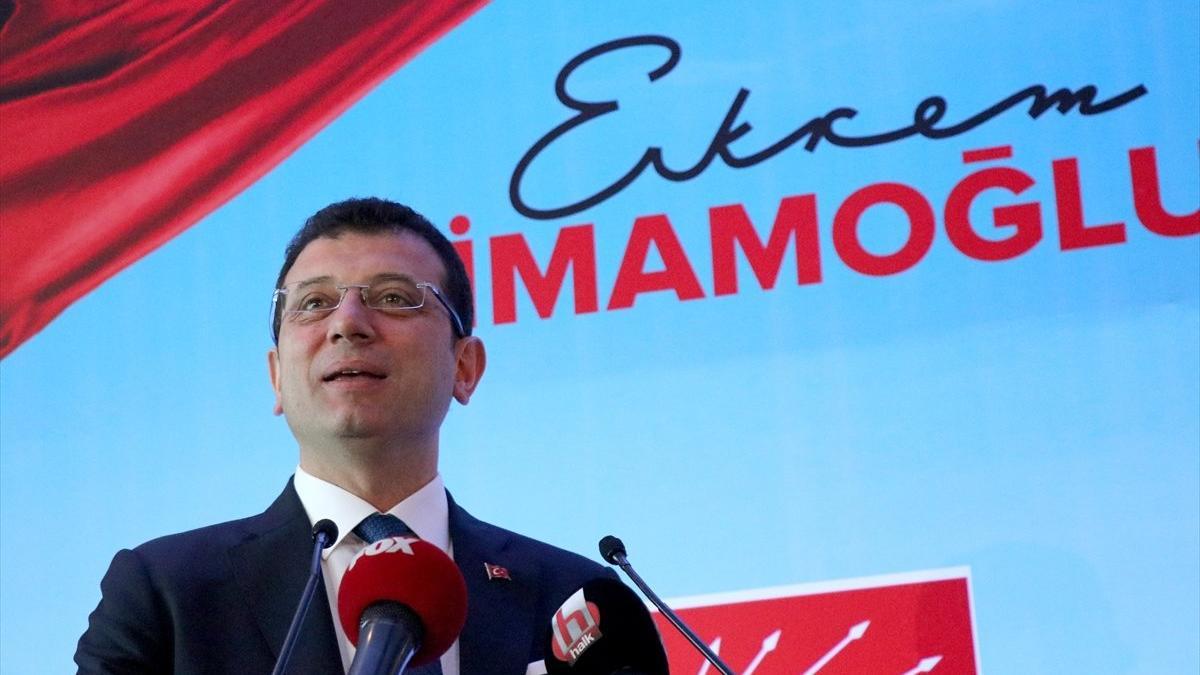 Ekrem İmamoğlu, İstanbul projelerini açıkladı