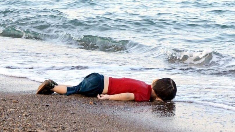 Kurtarma gemisine Alan Kurdi'nin adı verildi