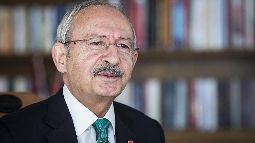 Kılıçdaroğlu'ndan Tunç Soyer açıklaması