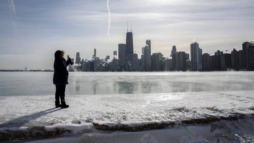 ABD dondurucu soğukların pençesinde… Ölü sayısı 21'e yükseldi!
