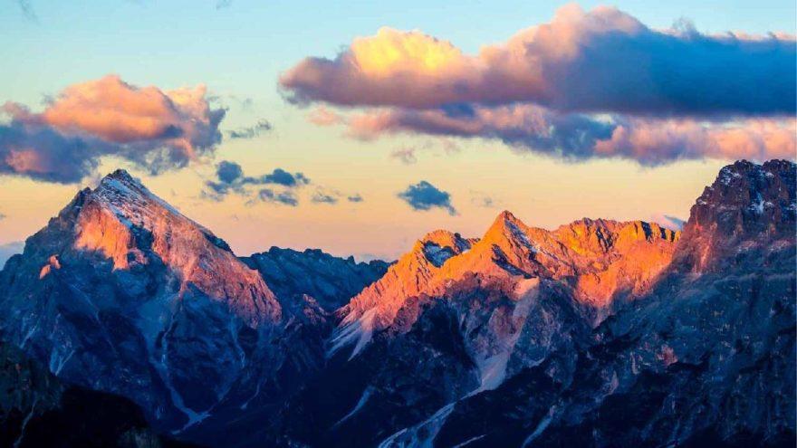 Dünyanın derinliklerinde devasa dağlar keşfedildi