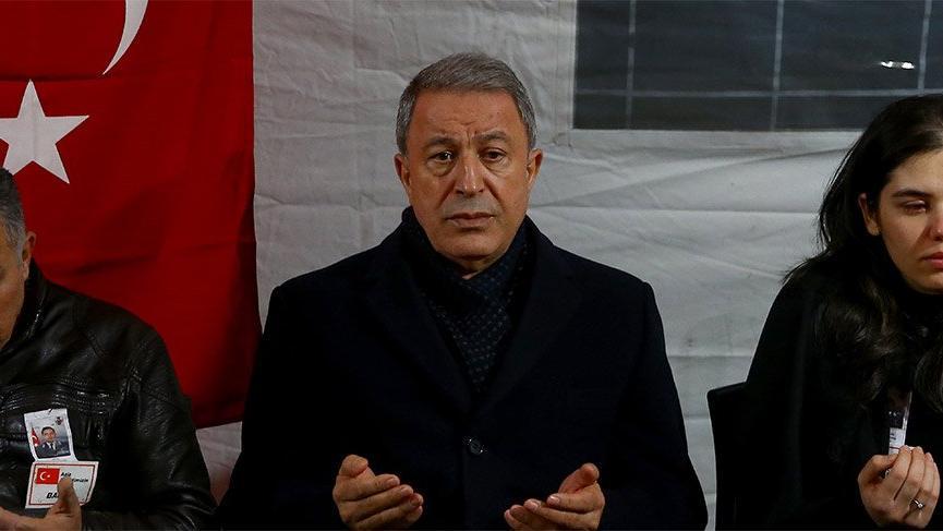Akar'dan Çekmeköy'deki helikopter kazası açıklaması