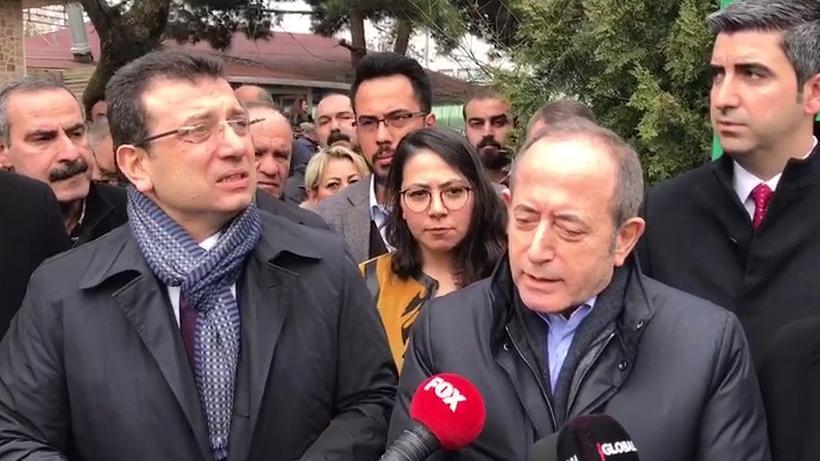Akif Hamzaçebi'den ilk açıklama: Şimdi sahada olacağız