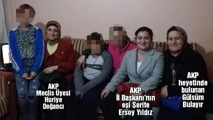 AKP'li kadınlar devletin koruduğu kadınları ifşa etti