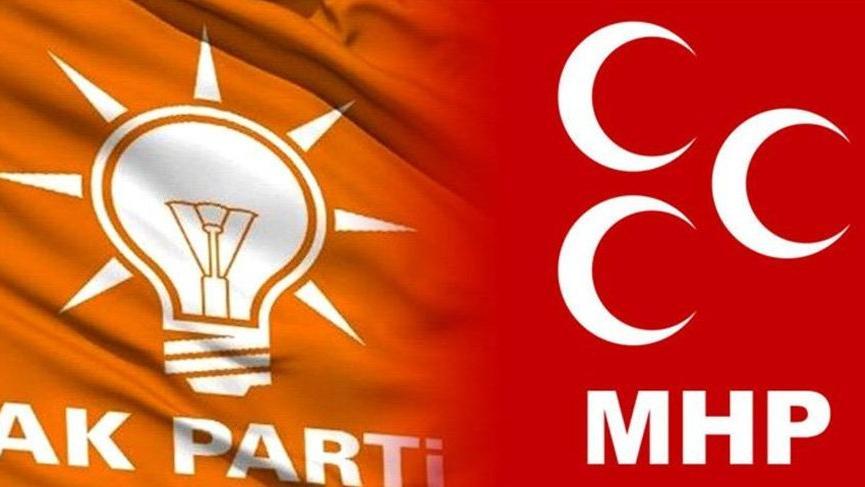 AKP ve MHP heyetleri tekrar görüşecek