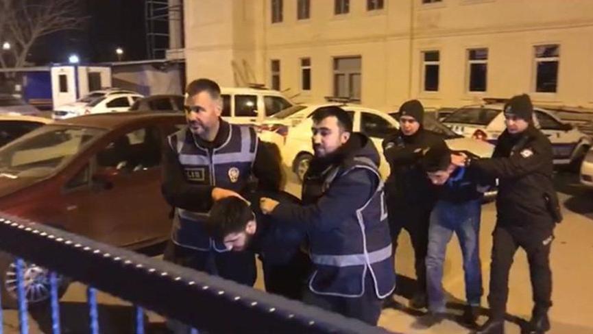 Ankara'da silahlı market soygunu! İtiraf etti
