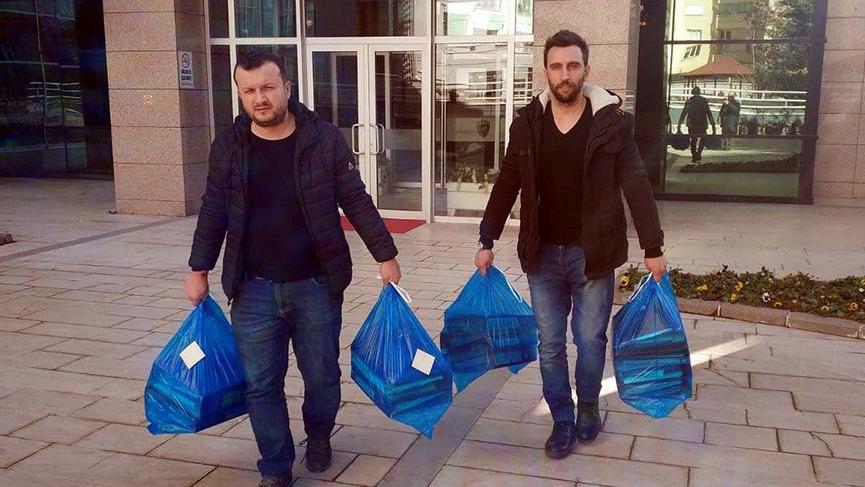 Ankara'da aynı evi onlarca kişiye satarak 12 milyon TL'lik vurgun yaptılar!