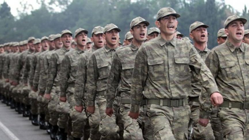 Yeni askerlik sistemi nasıl olacak Haberleri, Güncel Yeni askerlik sistemi nasıl olacak haberleri ve Yeni askerlik sistemi nasıl olacak gelişmeleri 38