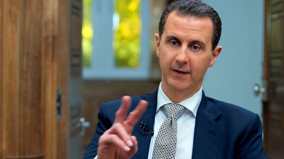 Esad'dan teröristlere: Osmanlı'nın kölesi olacaksınız