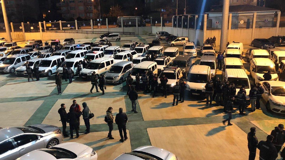 Bursa'da 'Narko Timsah' operasyonu