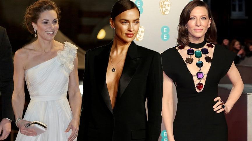 72. BAFTA Ödülleri'ne Kate Middleton sürprizi