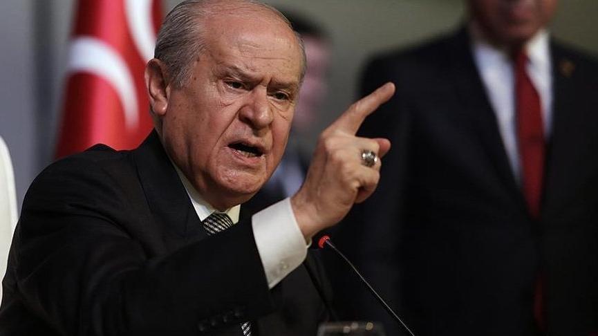 Son dakika… Bahçeli'den HDP'li isme sert sözler