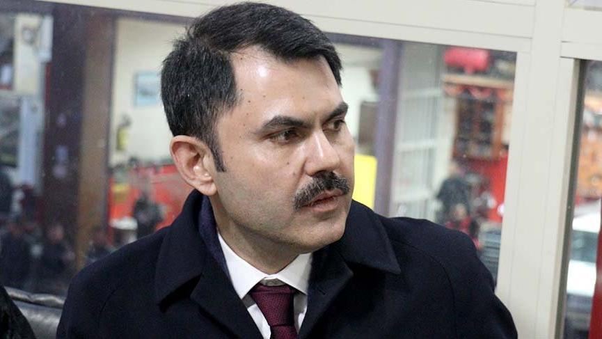 Bakan Kurum: Ayvacık'ta 12 köyde 85 konut hasar gördü