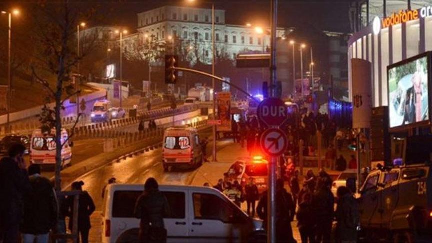 Beşiktaş'taki terör saldırısı davası!