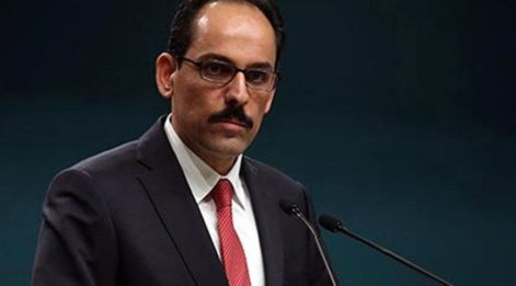 Cumhurbaşkanlığı Sözcüsü İbrahim Kalın'dan IMF açıklaması