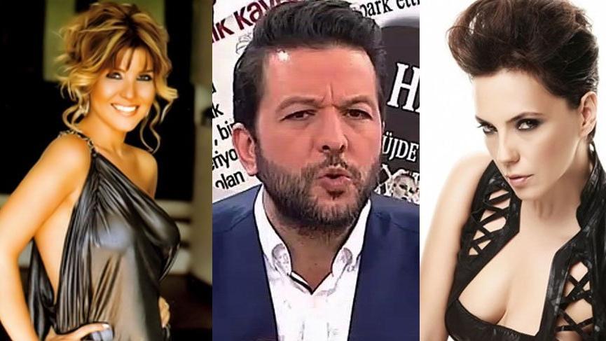 Gülben Ergen'e hakaret iddiasıyla Nihat Doğan ve Yeşim Salkım'a dava açıldı