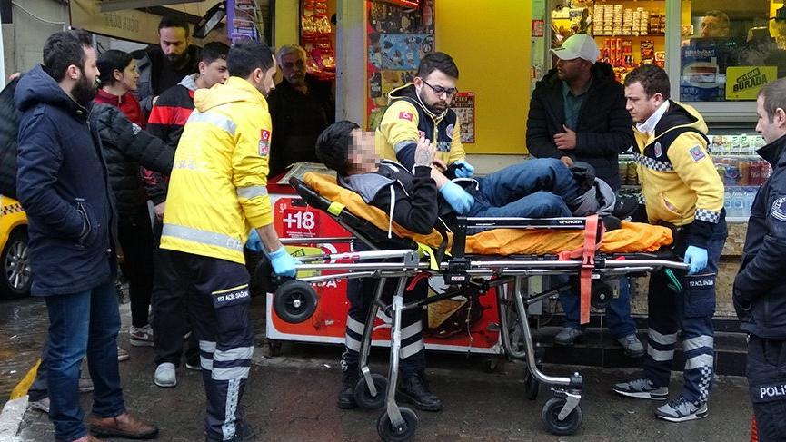 Son Dakika... Beyoğlu'nda silahlı kavga