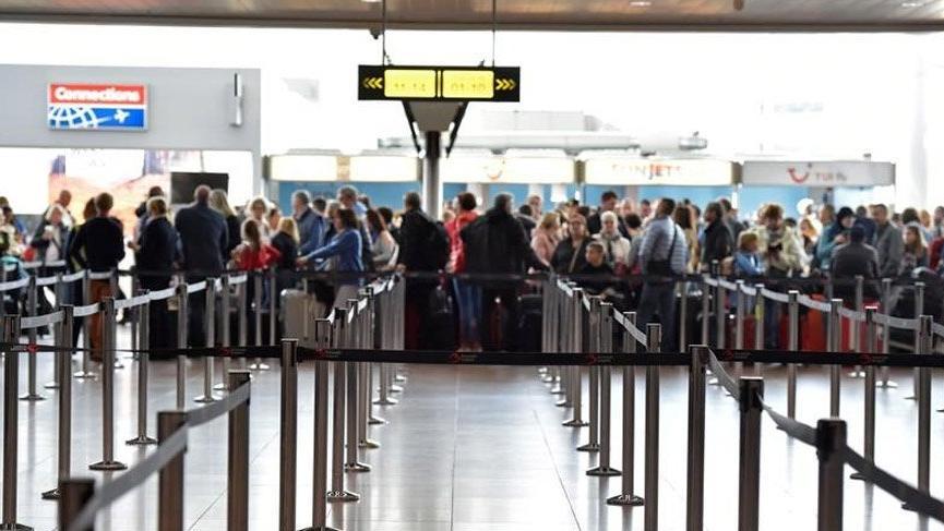 Belçika'ya bilet alanlar dikkat! Hava sahası kapatılacak