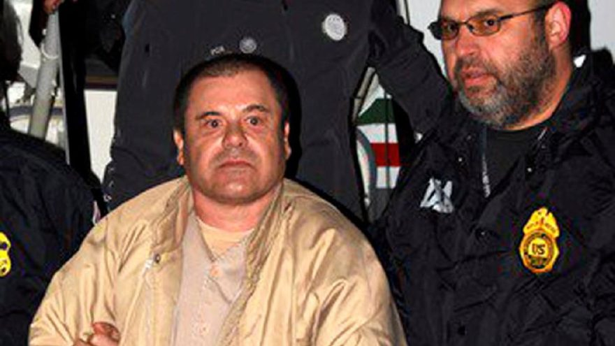 El Chapo'nun hücresinin detayları belli oldu