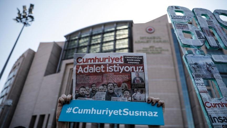 İstinaf Cumhuriyet davasında cezaları onadı: 4 isim yeniden cezaevine girecek!