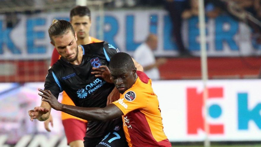 Galatasaray Trabzonspor saat kaçta hangi kanalda? GS TS maçı ilk 11