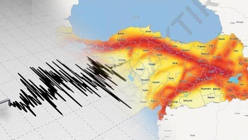 Marmara Denizi 3.8 ile sallandı! Marmara'da korkutan deprem!
