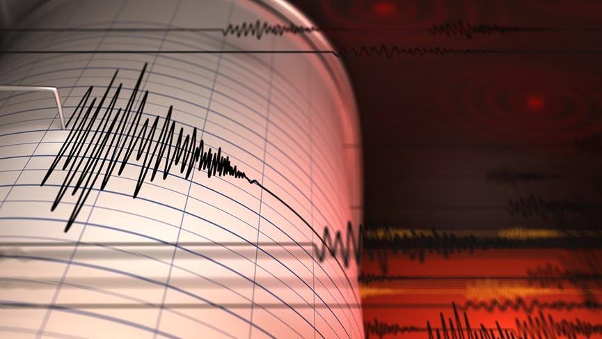 Çanakkale'de art arda depremler