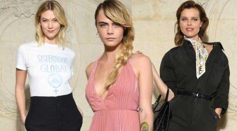 Dior 2019-20 Sonbahar Kış koleksiyonunu tanıttı