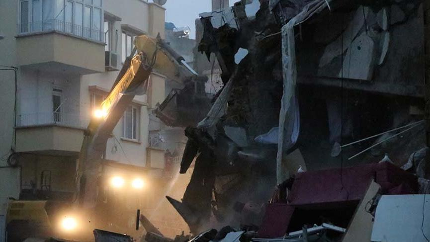 Gaziantep'teki doğal gaz patlaması