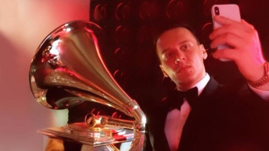 Edis Görgülü de 61. Grammy Ödülleri'ndeydi