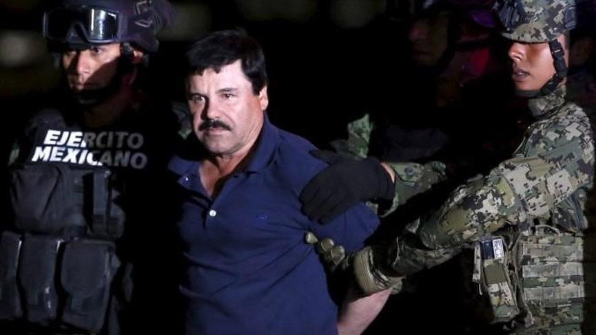 El Chapo'ya ömür boyu hapis verilmesi bekleniyor