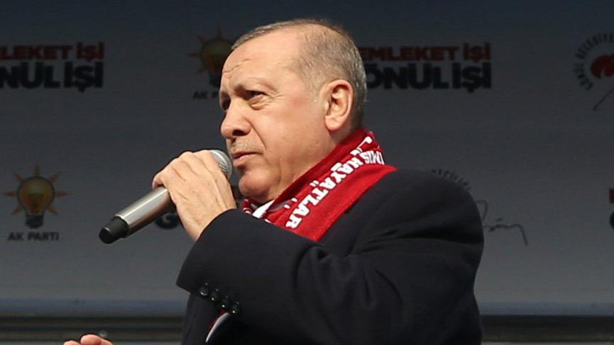 Erdoğan, 'biz kurduk' dedi ama...
