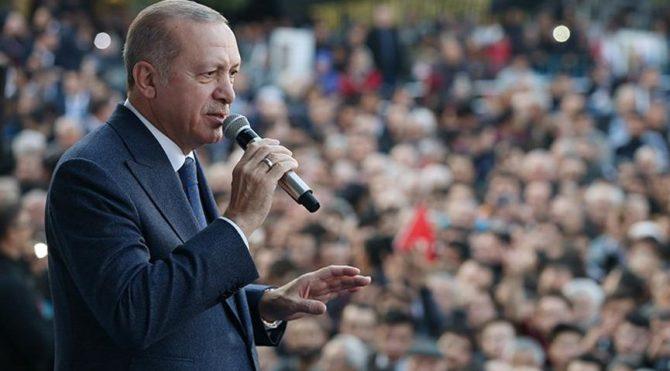 Erdoğan'dan Manisa'da riskli yapı uyarısı!