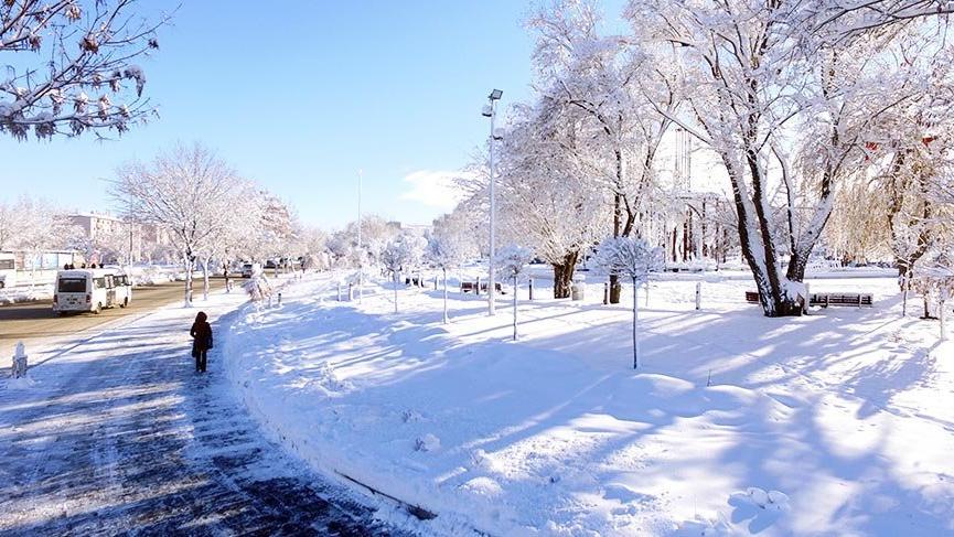 Seyyahların kaleminden Erzurum ve kara kış