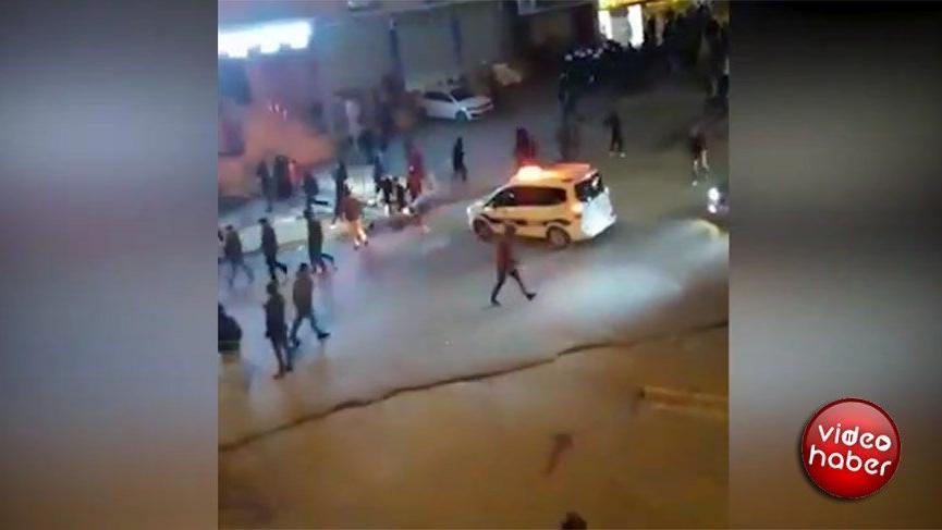 Esenyurt'ta iki grup arasında kavga! Gözaltılar var