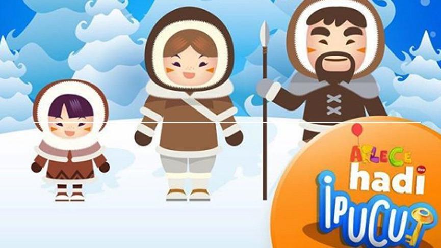 Eskimoların kar kalıplarından yaptıkları eve ne ad verilir?