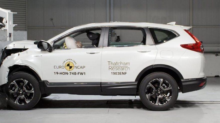 Yeni Honda CR-V'ye tam not!