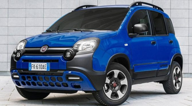 fiat panda city cross ka para s zc gazetesi. Black Bedroom Furniture Sets. Home Design Ideas