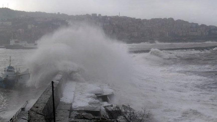 İstanbul'da yağmur, Antalya'da fırtına… | Meteoroloji'den son dakika hava durumu tahminleri