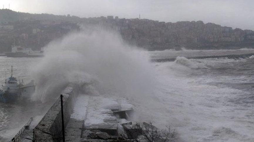 Kuvvetli rüzgara dikkat! Meteoroloji'den hava durumu tahminleri…
