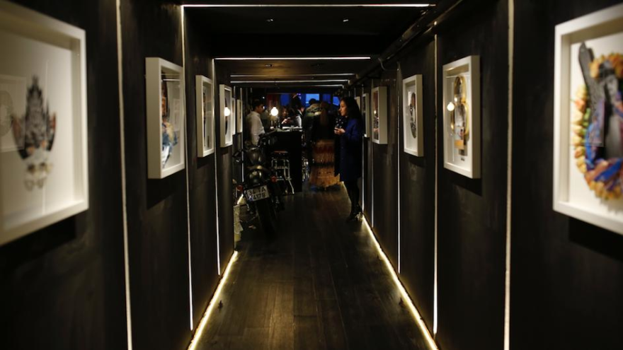 Mehmet Turgut'un 'Parça-Piece' sergisi açıldı
