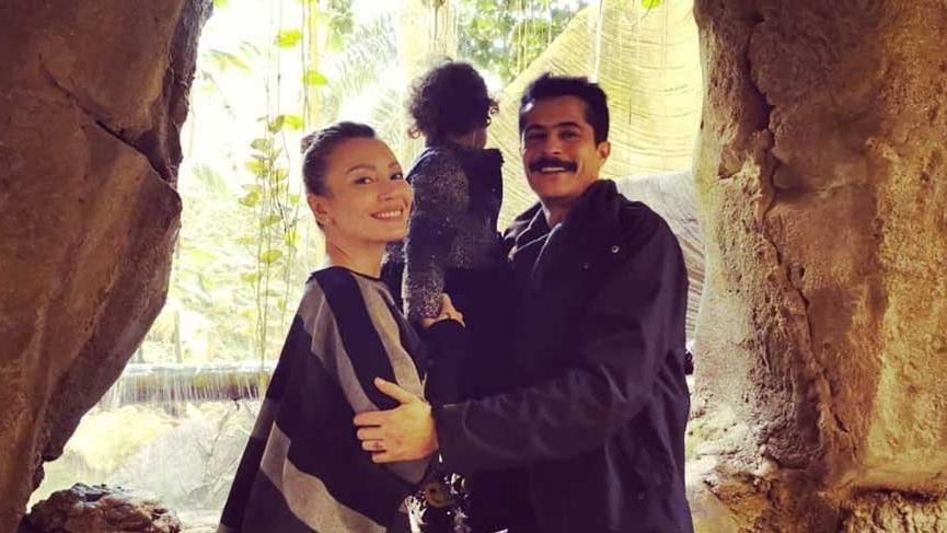 Oyuncu İsmail Hacıoğlu'nun eşi Duygu Hacıoğlu'ndan duygusal paylaşım