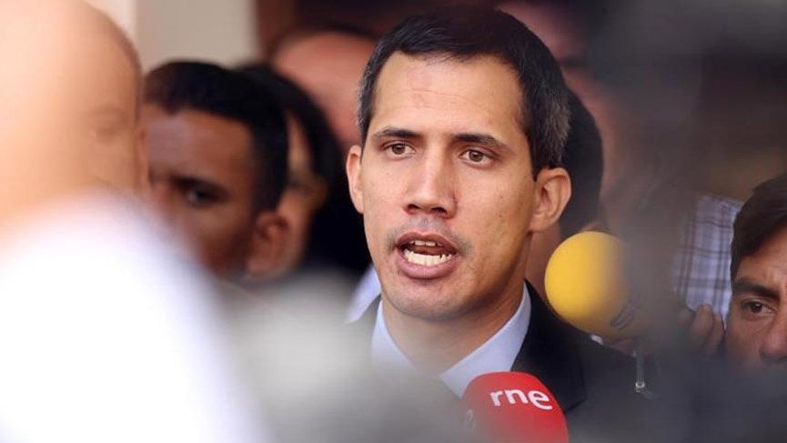 Venezuelalı muhalifler 23 Şubat'ta büyük eyleme hazırlanıyor